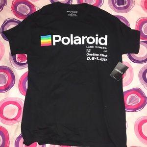 A Polaroid T-Shirt